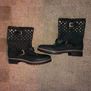 Sperry Shoes - Leather boots